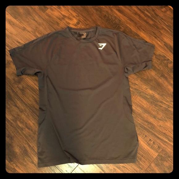 84fde198 Gymshark Shirts | Mens Form Fitting Tshirt | Poshmark